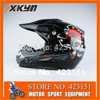 The 2014 New ,Motocross Helmets Ghost Rider MOTORCROSS HELMET,Dot open face helmet,OFF ROAD HELMET MOTORCYCLE Size M L XL5color