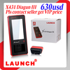2013 .5 latest version ! Launch X431 Diagun scan Tool Free update Full Set lifetime free update  support 120 vehicles