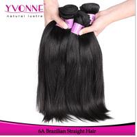 Grade 6A Brazilian Straight Hair,Unprocessed Virgin Remy Human Hair Weave,3Pcs/lot Mix Length Aliexpress Yvonne Hair