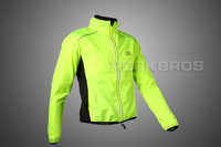 Hot! Tour de France Cycling Sports Men Riding Breathable Reflective Jersey Cycle Clothing Long Sleeve Wind Coat Jacket (5 Color)