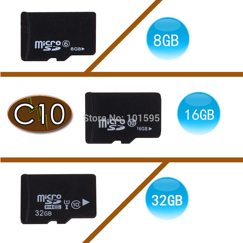 2014 Real Capacity High Speed Microsd Compact Flash TF Memoey Micro sd Card 4GB 8GB 16GB 32GB 64GB CLASS 10 Free Shipping(China (Mainland))