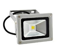 Huga Chip- MAX 10W Outdoor Aluminium LED Flood Light CE ROHS -10Lx11.3Wx8.5HCM-material is not thicknest