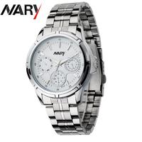 6111# Fashion women Watches Quartz Watch Stainless band Wristwatch Uhr/Voir/horloge/hodinky/Gledaj/Assista/Klocka/Guarda