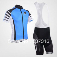 Free Shipping! New Hot 2013 assos Cycling Jersey Short Sleeve and Cycling bib Shorts maillot ciclismo -3