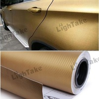 High Quality 12 Colors 3D Carbon 127x30cm Car Auto Fiber Sticker Vinyl Sheet For all Cars/Motorcycle/Mobile/Laptop