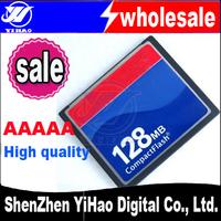 FREE SHIPPING+Wholesale High quality 10PCS/LOT Full capacity Compact Flash CF Card 128M/256MB/512M/1GB/2GB