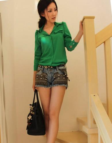 Корея блузки