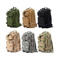 FREE SHIPPING Men Women Unisex Outdoor Military Tactical Backpack Camping Hiking Bag Rucksacks