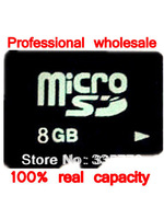 (50pcs/lot) Full Capacity 8GB Micro SD Card Made In Taiwan High Speed  Memory Card Best Quality+Two Year Warranty+Free Shipping