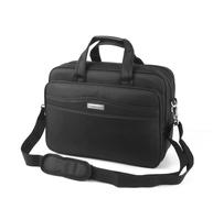 14 laptop bag handbag one shoulder cross-body oxford fabric briefcase large capacity black