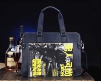 Free shipping!LUYIVARIYAEN  genuine leather male briefcase portfolio,brand desinger business tote handbag shoulder bag