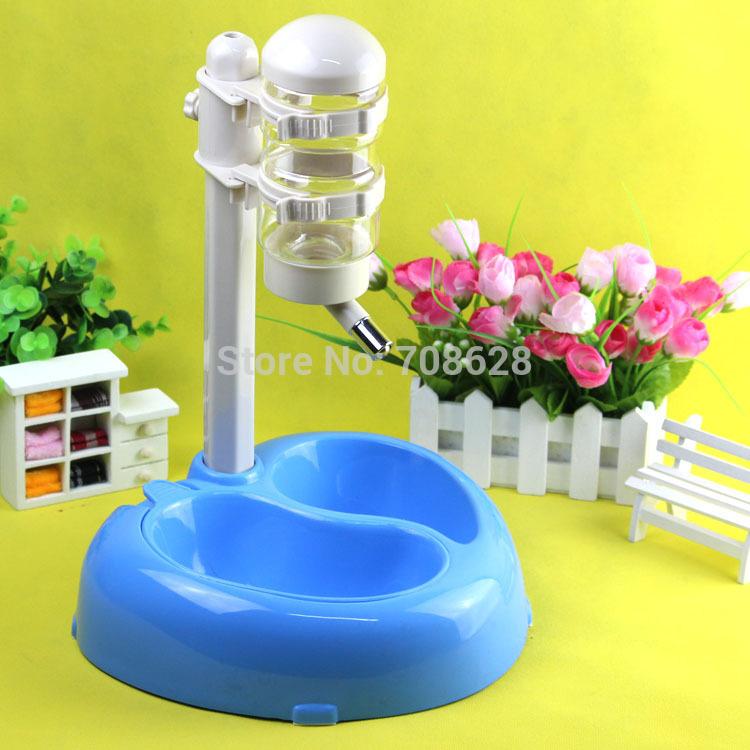 [해외]?/ Liftable Pet Dog Cat Automatic Water Dispenser D..