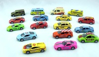 Free shipping 1:64 mini alloy pull back model toy cars  15