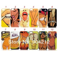 12 Styles Hot Lady Sexy Girl Soft TPU Case For Iphone 4 4s,Special Bikini Lady For iphone 5 5g 5s,Free Shipping