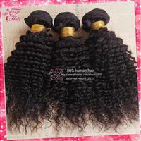 Ali POP hair 6A virgin malaysian virgin hair curly unprocessed malaysian kinky curly virgin hair extensions free shipping