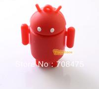 Rubber Cartoon Memory Flash USB Drive 1GB 2GB 4GB 8GB 16GB 32GB for Choices Red