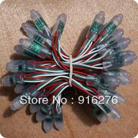 5V input 12mm WS2811 pixel node module modules,50pcs/Lot,IP68 rated