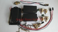 1 Set EMG 81 / 85 Active Humbucker Pickup Electric Guitar Pickups Power Guitar Parts In Stock