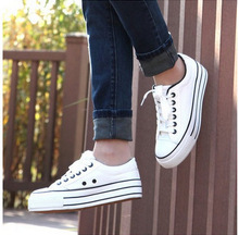 wholesale canvas shoes