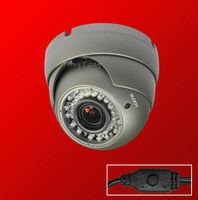 "Free shipping 700TVL Varifocal 1/3"" SONY Effio-E 960H CCD Dome security Camera 36IR 2.8-12MM  Infrared waterproof cctv camera"