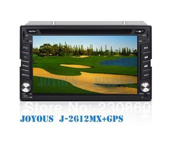 2 Din popular type Car DVD GPS +800MHZ CPU+Navigation+Free 4G Map Card