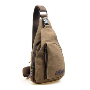 2014 New Fashion Vintage Men and women Small Sport Chest Canvas Crossbody Bags Casual Travel Hiking Messenger Bags Shoulder Bag(China (Mainland))