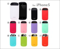 High Quality Revolution Iface 2 Case Cover For iPhone 5S cute silicone hard back cases cover for iPhone 5 5g 10pcs/lot wholesale