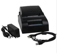parallel interface/Ethernet interface 58MM Thermal Receipt Printer quicker link and print free shipping