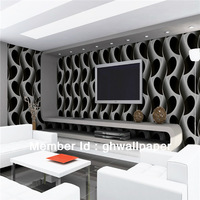 modern luxury office decorative wallpaper in China Free shipping!!!