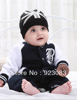 New 2014 baby rompers long sleeve cotton romper roupas de bebe fantasia infantil  baby clothing TT99 baby boy clothes On Sales!