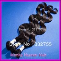 5A Unprocessed Virgin brazilian Hair Body Wave,3 Bundles brazilian virgin human real hair 10~28, 40g/bundle  2lots for full head