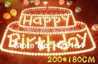 96pcs/lot LED Candle Flickering Flicker Flameless Tea light Tea Candles Light Wedding Birthday Party Christmas Decoration