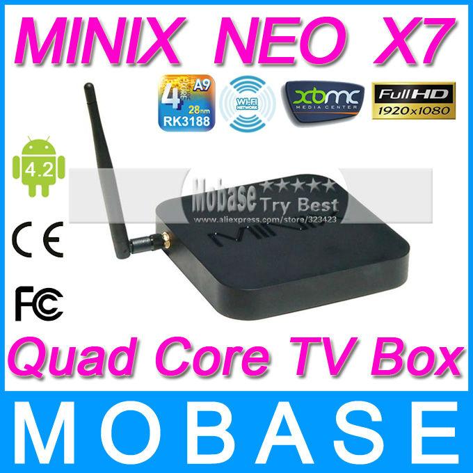 MINIX NEO X7 Android TV