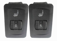 2 seats install, 5-gear switch seat heater,heated seat kit fit for all type cars
