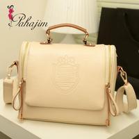 2015 spring and summer women's handbag fashion vintage bag fashion bag messenger  female one shoulder cross-body women's