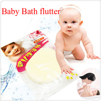 Wash flutter wash sponge formula baby antibiotic thickening bath towel