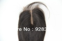 """5A Virgin Hair Malaysia Middle Part Human Hair Direct Selling By Factory 3.5""""x4"""" Lace Closure Middle Part"""