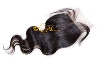 2013HOT sale!!Qingdao  top quality  lace closure !body wave,lace 4x4