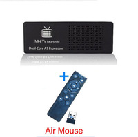 MK808B RockChip RK3066 Dual Core Cortex-A9 1.6GHz 1GB / 8GB Android 4.2.2 TV Stick + Air Mouse