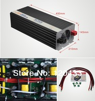 Off Grid Solar Power Inverter with Pure Sine Wave 4000W DC12V to AC240V  Australia sockets for house appliance