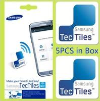 5pcs/ Lot 144 BYTE Original 5PCS Ntag203 TecTiles NFC Tags Stickers For Samsung GALAXY Note2 Note3 S3 S4 Nexus4 Nexus10