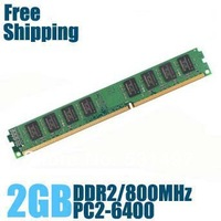 Brand New Sealed DDR2 800 Mhz/ 667Mhz/ 533Mhz PC2 6400 1GB/2GB for Desktop RAM Memory / Free Shipping!!!