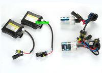 HID Xenon Kit H1 H3 H7 H8 H9 H10 H11 9005 9006 HB3 HB4 55W slim ballast 4300K 6000K 8000K 10000k 12000k Car Xenon Bulb Set