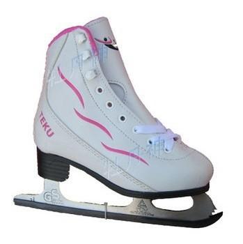 Figure  skates ice skates shoes  white hockey skates for adult and children
