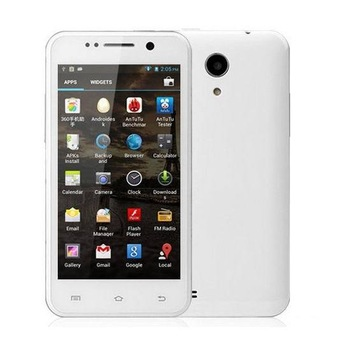 Orignal 4.5 inch THL W100SQuad Core MTK 6582M Smart Phone Android 4.2 Capacitive Screen Dual Camera 8.0MP WCDMA
