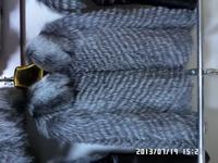 2014real fox  fur  coat. Free mail