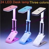 LED Desk lamp  For reading  Learning  Student   Bedside Multi-function  Lamp  Along  with shelf   Table  LED Lamp Lantern