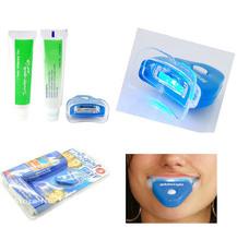 Dental Tooth Teeth Whitening Whitener Gel System Whitelight Kit Set