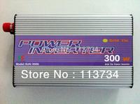 MPPT Photovoltaic Micro 300W Solar Grid Tie Power Inverter , DC 12V or 24V