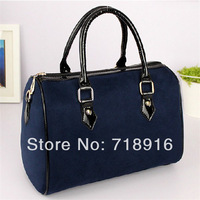 2013 women's handbag new arrival  leather bucket handbag BOSS vintage handbag shoulder bag messenger bag women handbags
